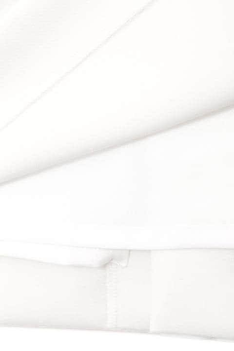 [ウォッシャブル]ダブルクロススカート