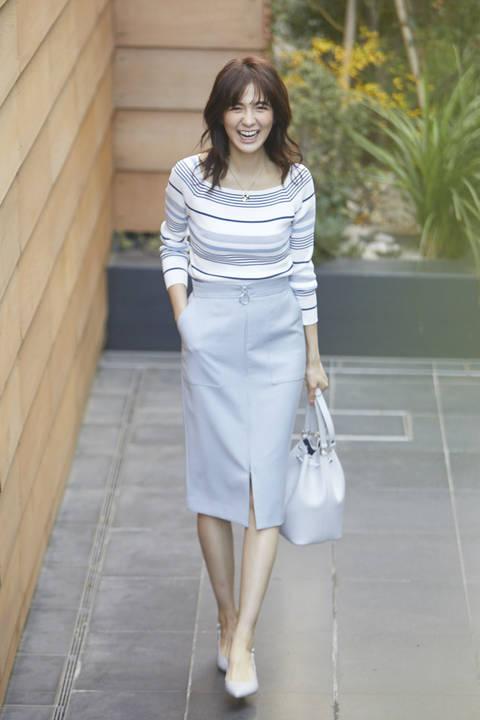 [WEB限定商品]ジップタイトスカート