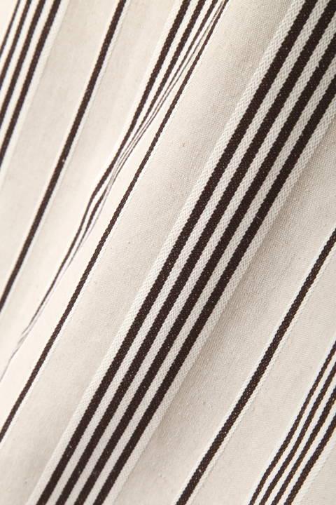 【雑誌 Oggi 5月号掲載】ナチュラルストライプスカート