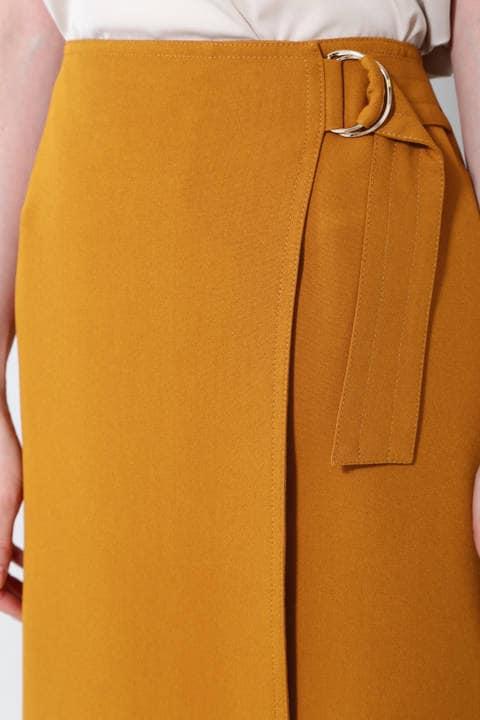 [WEB限定商品]《B ability》ラップタイトスカート