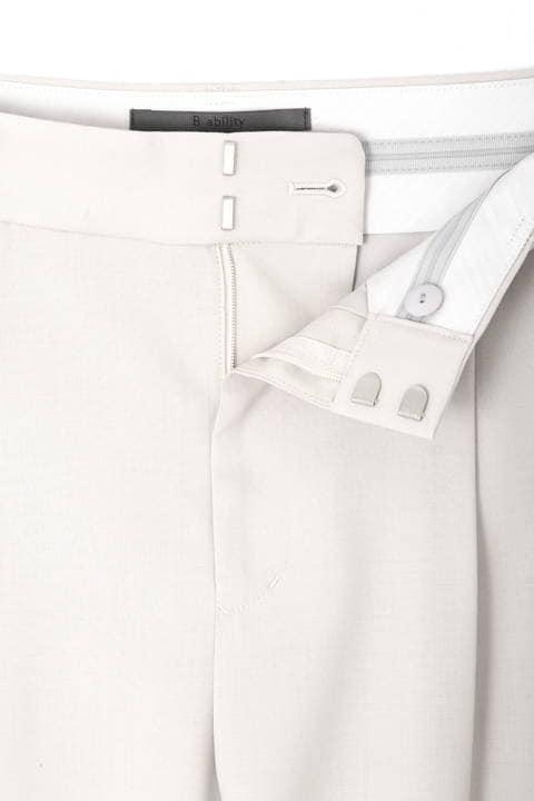【雑誌 Oggi 4月号掲載】【J∞QUALITY】《B ability》極airスーツパンツ
