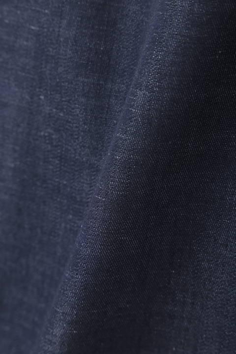 【雑誌 CLASSY 5月号掲載】[ウォッシャブル]リヨセルデニムパンツ