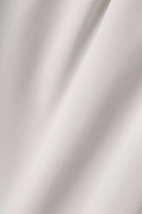 【雑誌 CLASSY 5月号掲載】[ウォッシャブル]ドライポンチセットアップパンツ