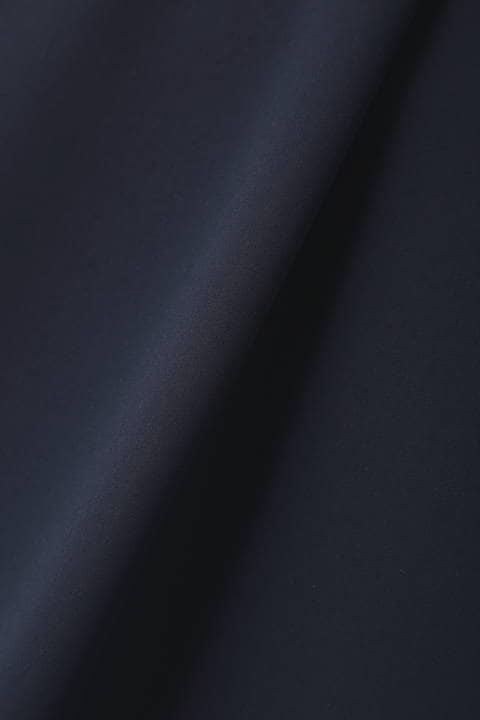 [ウォッシャブル]フロントタックワンピース