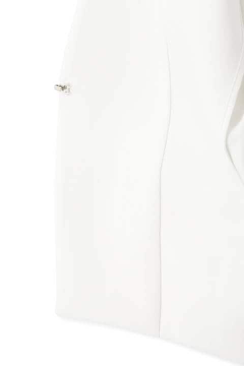 【ドラマ 桜井ゆきさん着用】【雑誌 CLASSY 4月号掲載】《B ability》2WAYオックスセットアップジャケット