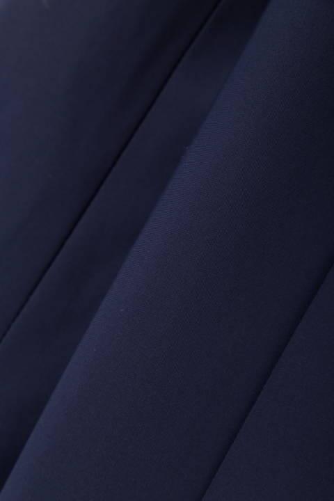 [ウォッシャブル]サテントリコットスタンドコート