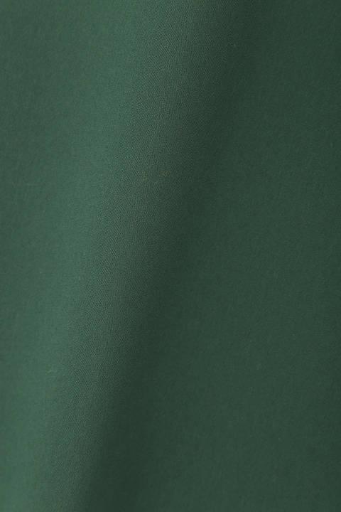【雑誌 with 10月号掲載】[ウォッシャブル]ハイネックノースリーブブラウス