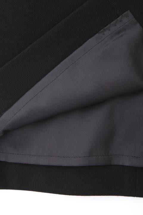 [ウォッシャブル]裏起毛セットアップスカート