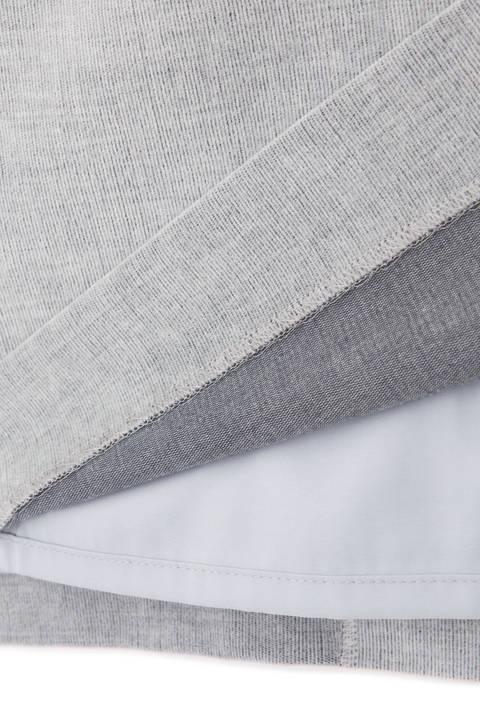 【雑誌 Oggi 12月号掲載】[ウォッシャブル]細コールロングタイトスカート