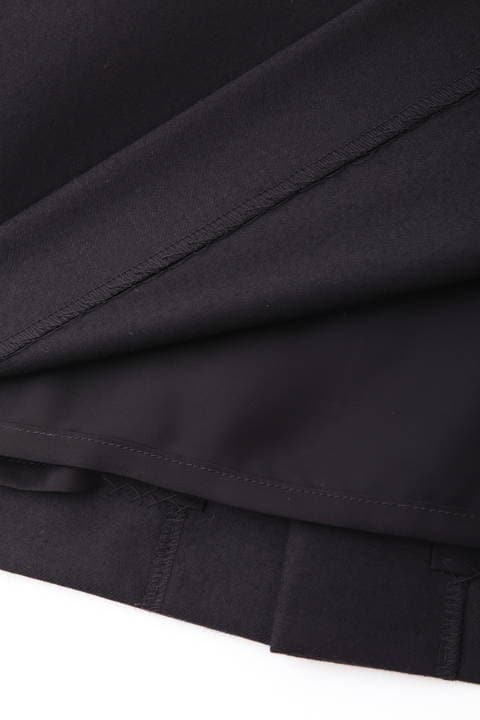 【ドラマ 中谷美紀さん着用】《B ability》ウールセットアップスカート