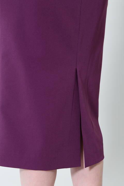 《B ability》ハイウエストベルト付タイトスカート