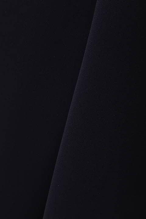 [ウォッシャブル]《B ability》サテンセットアップパンツ