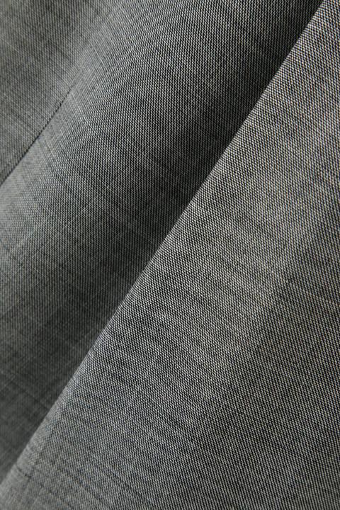 シルクウールギャバストレッチセットアップジャケット