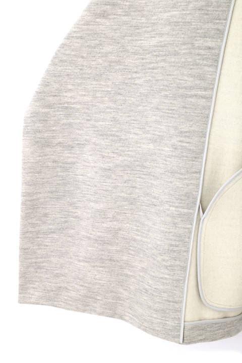ドレープカラー羽織り