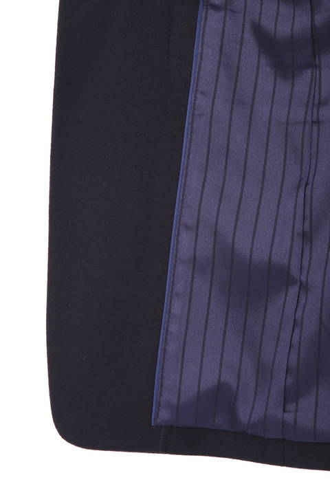 【雑誌 CLASSY 10月号掲載】《B ability》ウールストレッチテーラードジャケット