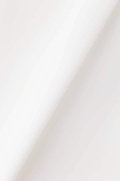 マットサテンケープスリーブブラウス