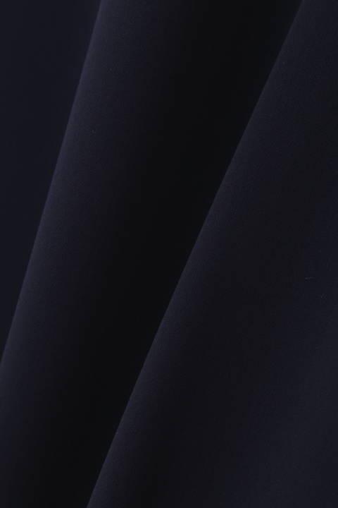 ソフトダブルクロスハイウエストスカート