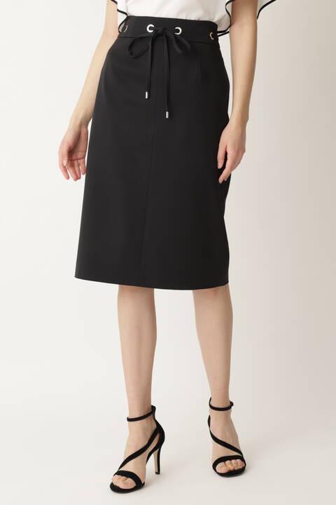 ハトメドロストスカート