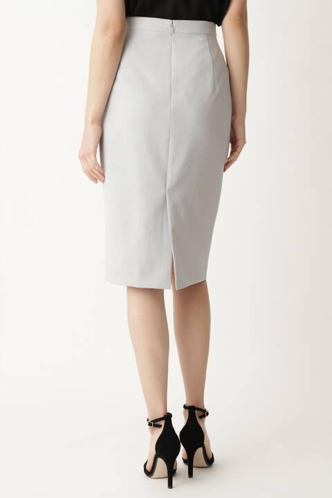 ドライポプリンセットアップタイトスカート