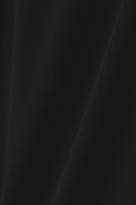 フェイクレザーベルト付きセットアップスカート