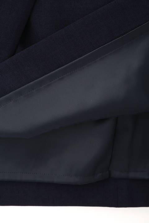 【先行予約 3月下旬-4上旬入荷予定】Tバーメタル飾り付きワンピース