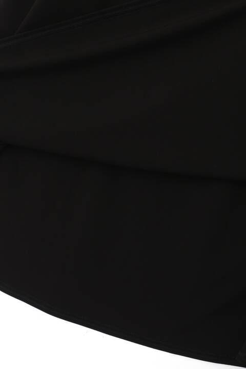 [ウォッシャブル]ドライタッチスムースワンピース