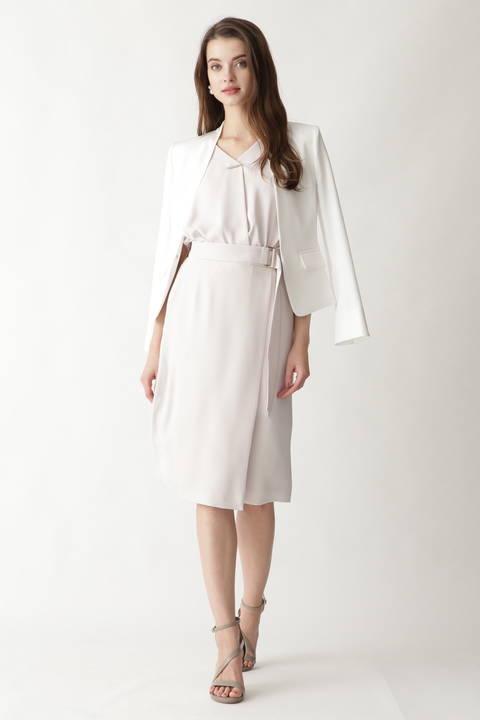 トリアセ綾二重ジャケット