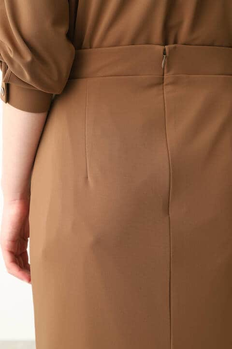 【先行予約 8月下旬-9月上旬入荷予定】ジャージミディスカート