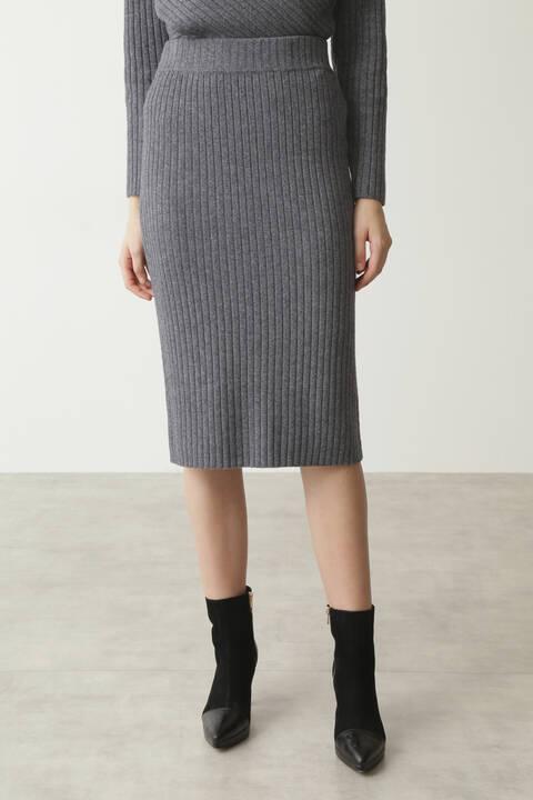 タイトRIBスカート