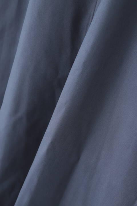 ロングシャツワンピース
