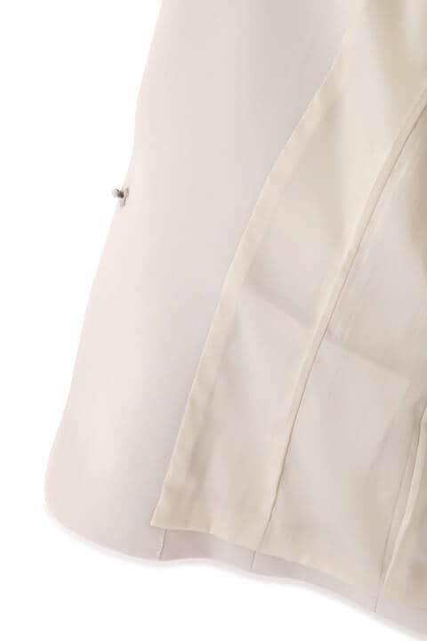綾二重セットアップジャケット