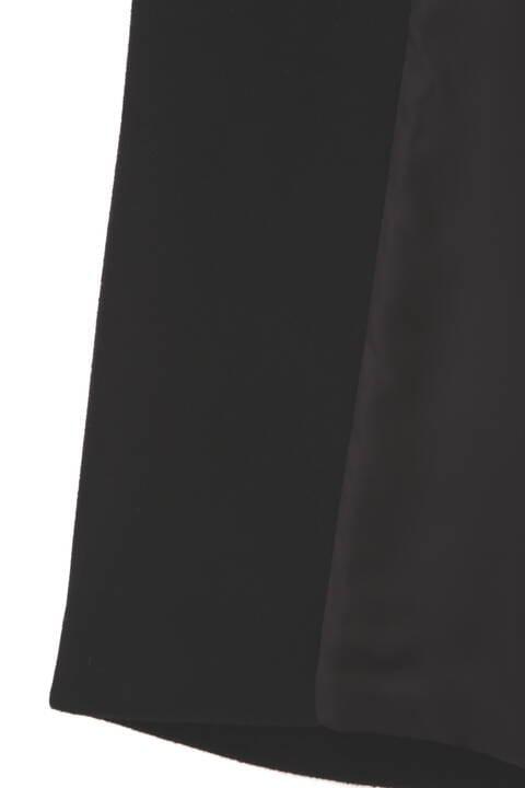 ピュアカシミヤベルテッドコート