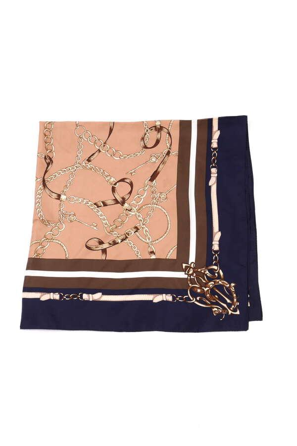チェーンスカーフ