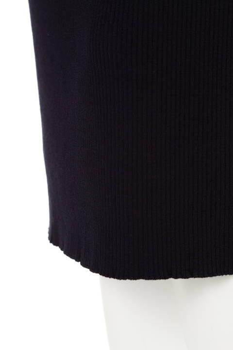 リブニットUPニットスカート
