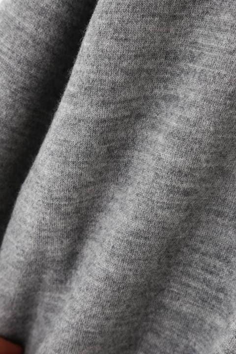 リバージャージファーポケットコート