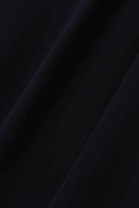 【ドラマ 菅野美穂さんが着用】【ドラマ「海月姫」泉里香さん着用】メタルバーネック ダブルクロス ブラウス