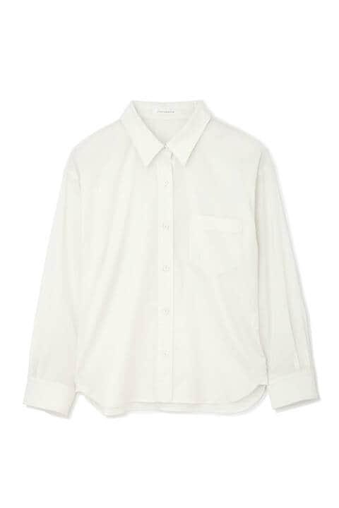 リネンMIX オーバーサイズシャツ