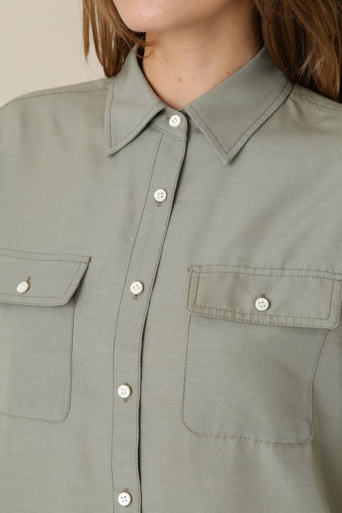 ナチュラルタッチソフトシャツ