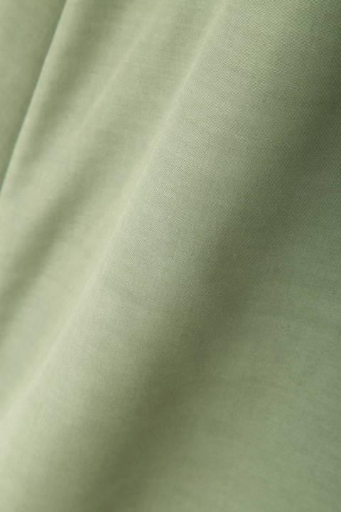 テンセルローンソフトシャツブラウス