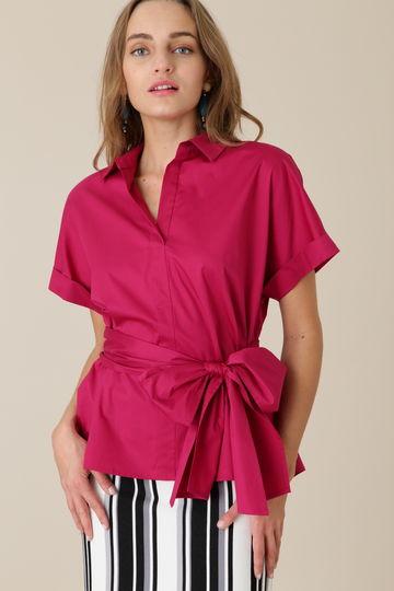 ビッグリボンスキッパーシャツ