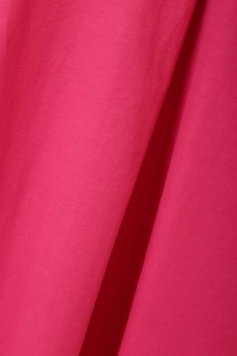 イレギュラーヘム カラースカート