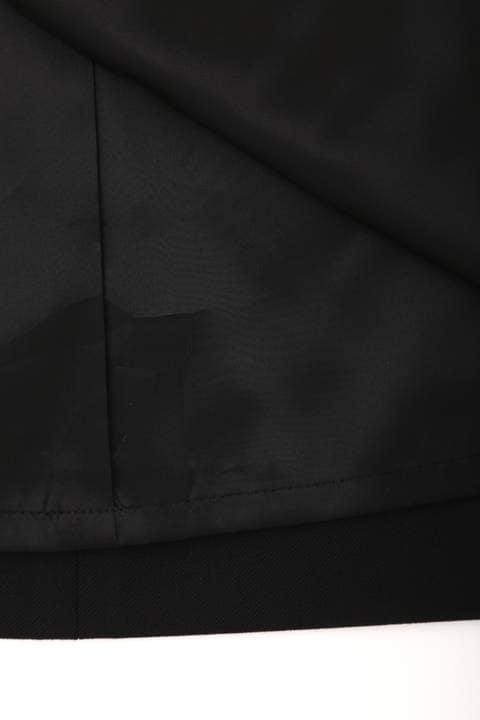 ハトメウエストラップ スカート
