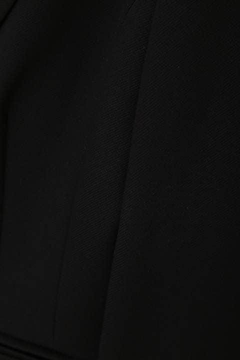 ツイルジャージー テーラードジャケット