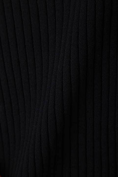 ◆ドラマ 泉里香さん着用◆リブボートネックニットプルオーバー