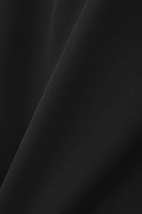 【アナウンサー 高橋真麻さん着用】サイドラップレイヤードスカート