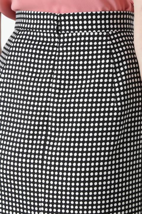 ドットドビーセットアップスカート