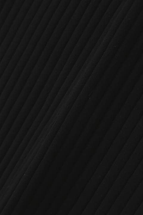【ドラマ 中村アンさん着用】[TV着用]ワイドリブニットワンピース