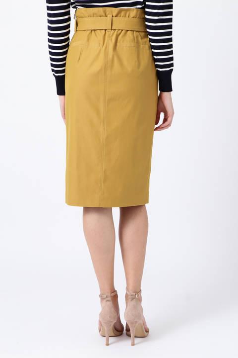 ZIPラップスカート