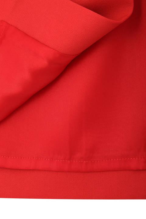 【ドラマ 桜井ゆきさん着用】[ウォッシャブル]ハトメウエストスリットスカート