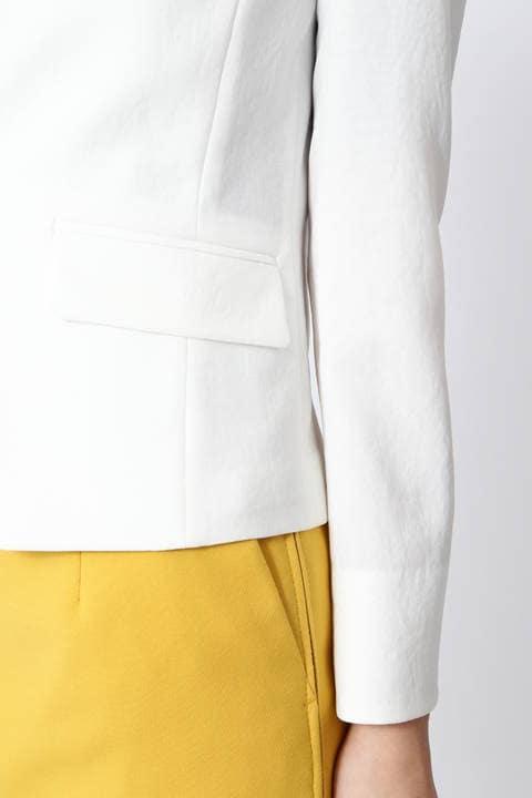 [ウォッシャブル]オックスリネーラ ジャケット